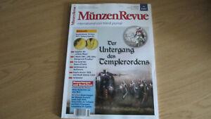 MÜNZEN REVUE 6/2021 - ZEITSCHRIFT FÜR MÜNZEN- & MEDAILLENSAMMLER - JUNI -TOP
