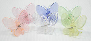 Butterfly Clips for Orchids or plant spikes
