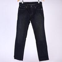 Levi's 511 Slim Fit Herren Dunkelblau Jeans 29/30 W29 L30
