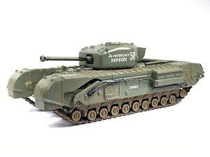 Corgi Churchill Tank Lease-Lend Soviet Army, 1943 CC60102 Diecast 1/50 Scale New