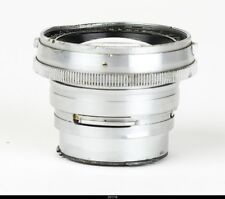 Lens Zeiss Sonnar 2/5cm 50mm for Contax II  III  No2396951