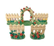 Midwest Of Cannon Falls Cottontail Lane Easter Wedding Flower Arch Picket Fence