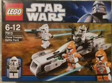 LEGO Star Wars Clone Trooper Battle Pack (7913). Complete set with instructions.
