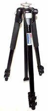 Bogen Manfrotto 3021BN Aluminum Tripod in EXCELLENT condition - VERY NICE !!!!!!