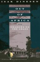Out of Africa and Shadows on the Grass, Dinesen, Isak,0679724753, Book, Good