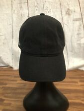 Lacoste Black Baseball Cap Hat Men's Size L Large