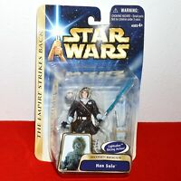 Star Wars Han Solo Hoth Rescue Action Figure #13 Hasbro Toys ESB