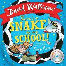 There's a Snake in My School! by David Walliams (Mixed media product, 2017)