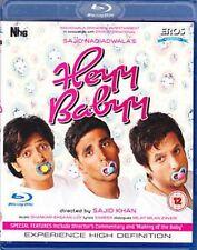 Heyy Babyy (Akshay Kumar, Ritesh Deshmukh, Fardeen Khan) - Blu-Ray Disc