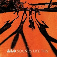 ALO (ANIMAL LIBERATION ORCHESTRA) - SOUNDS LIKE THIS -   CD NUOVO