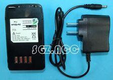 FNB-47 FNB47 Li-ion Battery Pack +Charger For YAESU VERTEX Radio FT-40R FT-50R