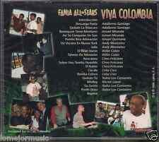 rare SALSA 2CD FANIA ALL STARS CALI COLOMBIA Cheo Feliciano ANDY MONTANEZ Lavoe