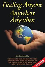NEW BOOK Finding Anyone, Anywhere, Anywhen - Noel Elliot (Paperback)