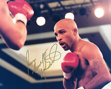 """JAMES """"BUDDY"""" McGIRT SIGNED BOXING 8X10 PHOTO - AUTHENTIC *Comes w/ Photo Proof*"""