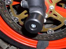 APRILIA TUONO V4 2011-17 CRASH MUSHROOMS PROTECTORS BOBBIN SLIDER FRONT REAR S2A