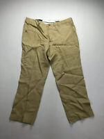 RALPH LAUREN Trousers - W38 L28 - Beige - Linen - Great Condition - Men's