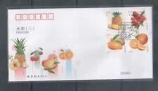 China 2018-18 水果 Stamp Fruits Series No. 3  FDC B