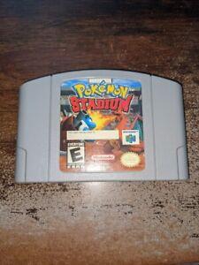 Pokemon Stadium Nintendo 64 N64 OEM, Official, Original, Authentic! SHIPS FREE!