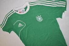 Adidas Deutschland T-Shirt Tshirt Trikot Jersey Maglia Germany Grün 2011 D 164 L