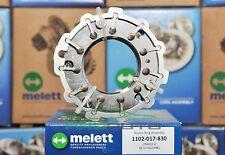 MELETT TURBOCHARGER VARIABLE VNT NOZZLE RING GARRETT GT1749V TOYOTA AVENS 2.0D4D