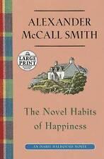 The Novel Habits of Happiness (Random House Large Print)-ExLibrary