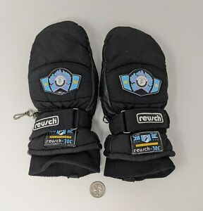 Reusch Mittens Gloves Child Size 7 AWESOME USED C1