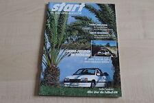 164089) Opel Irmscher GT - Start Magazin 01/1988