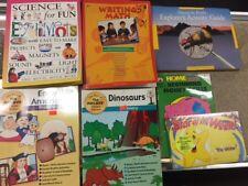 Teacher Supplies:Grade  Curriculum writing ,math, science  Books, Lot of 7- J50a