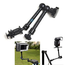 "11"" Adjustable Friction Power Articulating Magic Arm for Camera DSLR Monitor LED"
