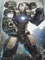 Tony Stark Iron Man #6 Cover B Variant Jong-Ju Kim Marvel Battle Lines Cover