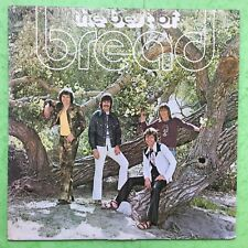 THE BEST OF BREAD - ELEKRA k42115 ex-condition A1/B1 Vinyle LP