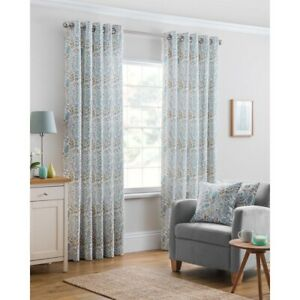 Belfield Furnishings Everley Ready Made Lined Curtains