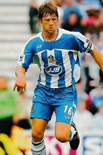 Football Photo>ARJAN DE ZEEUW Wigan Athletic 2005-06