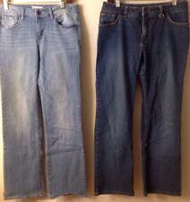 Women's 11 BullHead Black Jeans J113