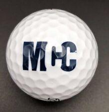 Mhc Logo Golf Ball (1) Titleist Velocity Preowned