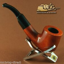 Mr.Brog original HAND MADE smoking pipe pipa pfeife nr 39 teak * CLASSIC *