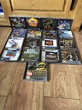 Sony Ps1 Games Joblot 17 Games