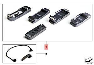 BMW OEM Apple Lightning Universal Music/Media Snap-In Adapter F30 F10 F12 F01