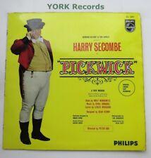 PICKWICK - Cast Recording With Harry Secombe - Ex Con LP Record Philips AL 3431