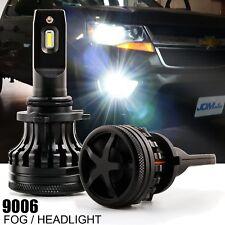 JDM ASTAR 2 Pcs 60W 9006 HB4 LED Headlight Low Beam Blubs 6000K White 10000LM US