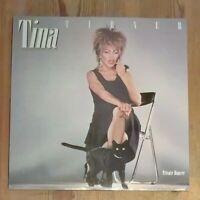 Tina Turner – Private Dancer Vinyl LP Album 33rpm 1984 Capitol – TINA 1