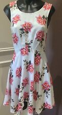 SPORTSGIRL  Dress Size 8 Pretty Floral Sundress  As New Lovely sale reduced