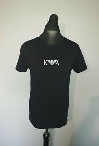 EA7 EMPORIO ARMANI Slim Fit T Shirt Size Medium