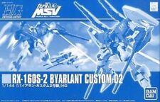 BANDAI HGUC 1/144 RX-160S-2 BYARLANT CUSTOM 02 Model Kit Gundam UC MSV NEW Japan
