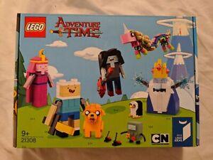 Brand New Genuine Lego Ideas  21308 Adventure Time FREE POSTAGE