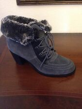 New Sporto Waterproof Women's Heeled Boots Size 9.5M Comfortable Fall or Winter