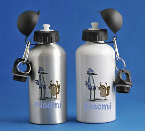 The Regular Show Personalised Kids/Drinks/Sports Childrens Water Bottle