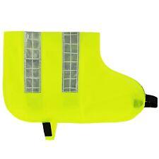 High Visibility Reflective DOG VEST Fluorescent Safety Waistcoat Hi-Viz 49X37cm