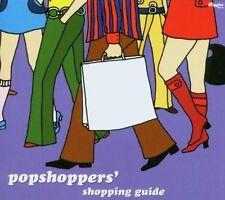 Popshoppers' Shopping Guide (2003) Egon Hoegen, Helge Schneider, Götz Als.. [CD]