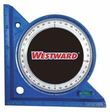WESTWARD 30PA67 Angle Finder,90 deg.,5 in.,Blue